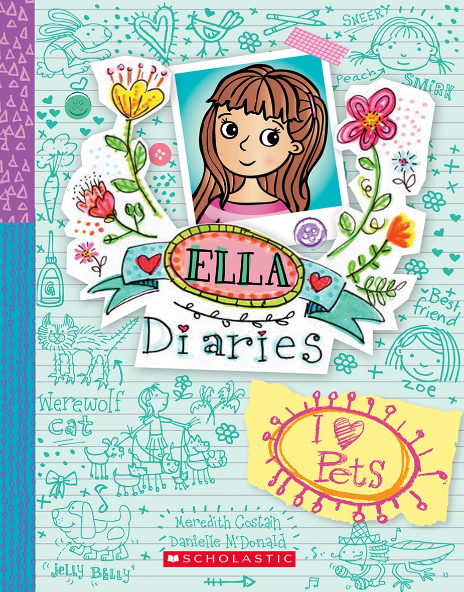I Heart Pets (Ella Diaries Book 3)