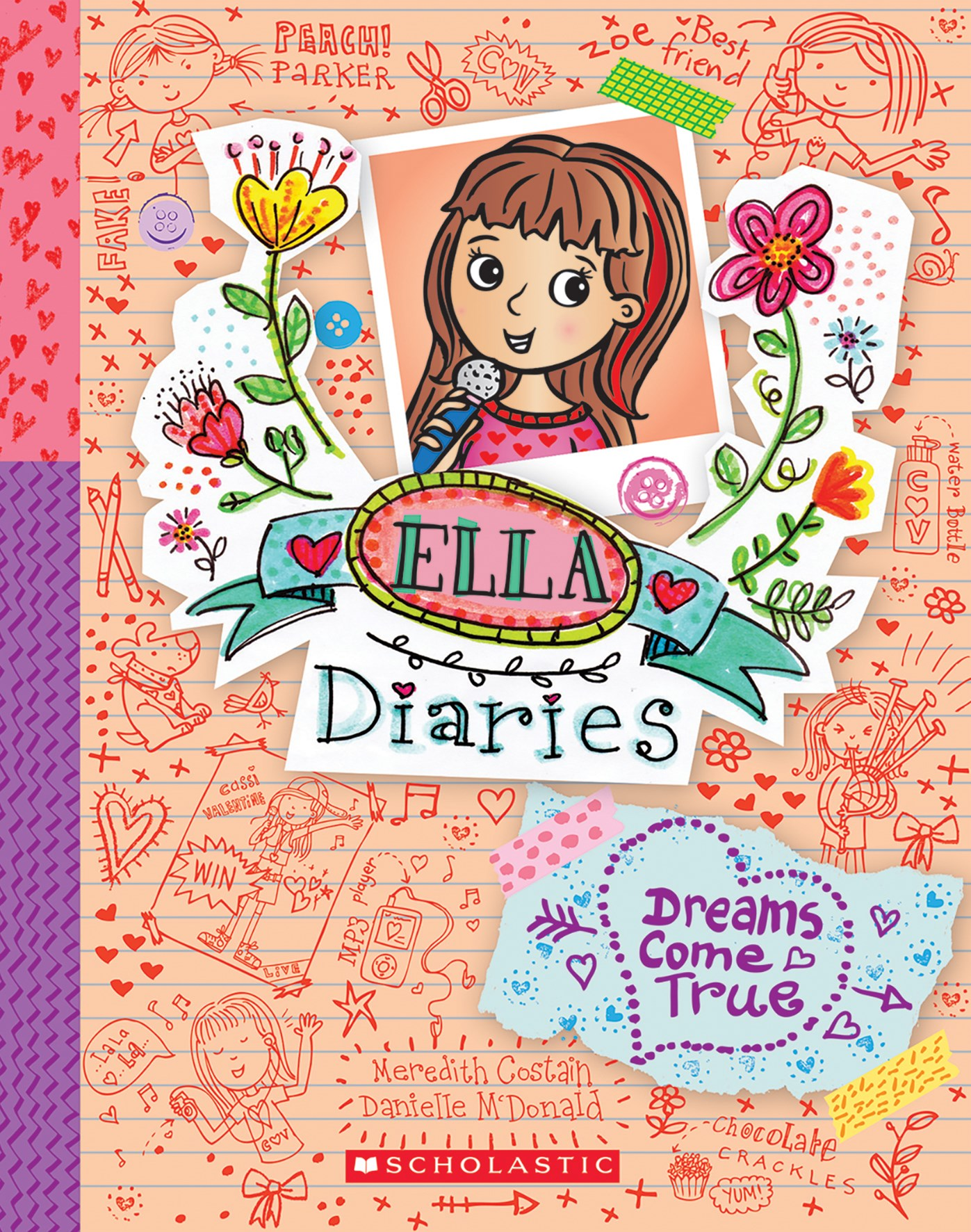 Dreams Come True (Ella Diaries Book 4)