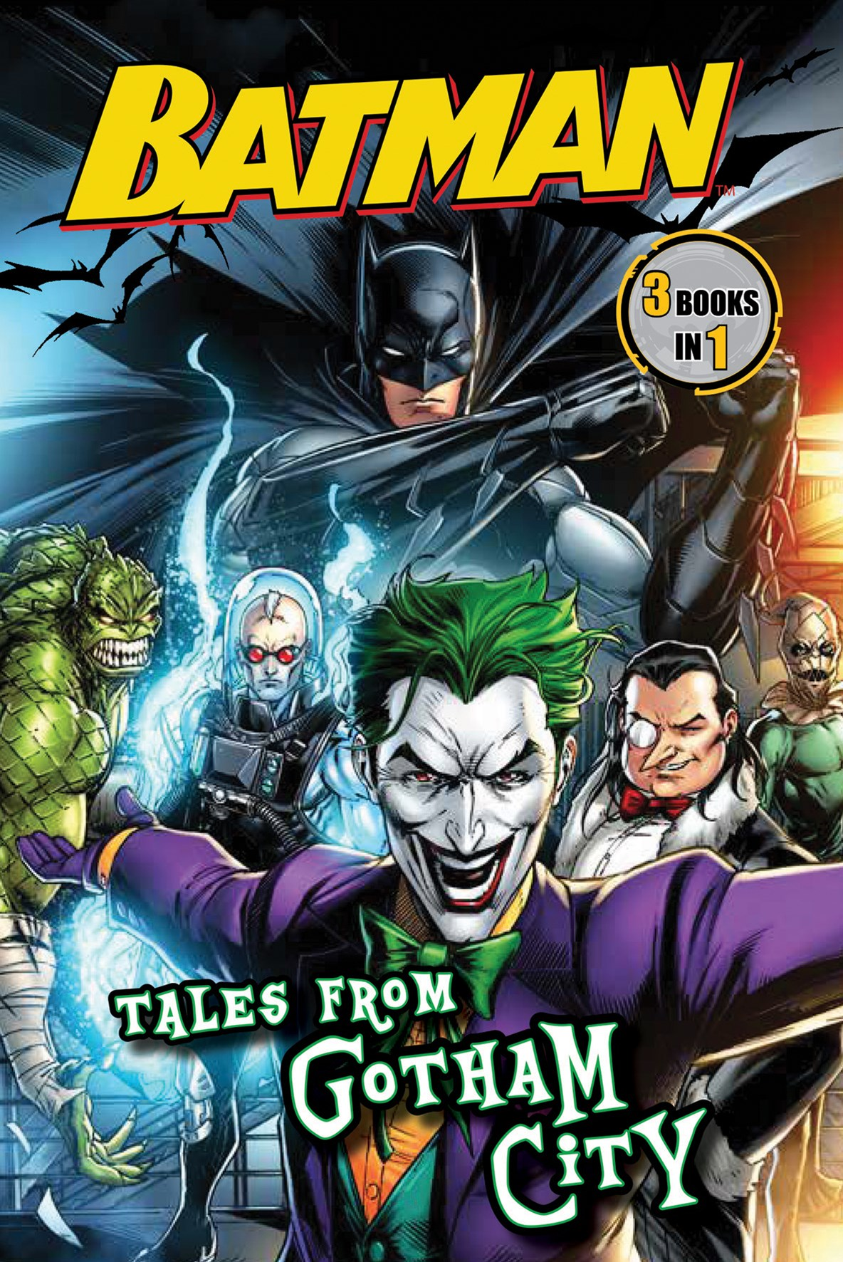 Batman: Tales from Gotham City
