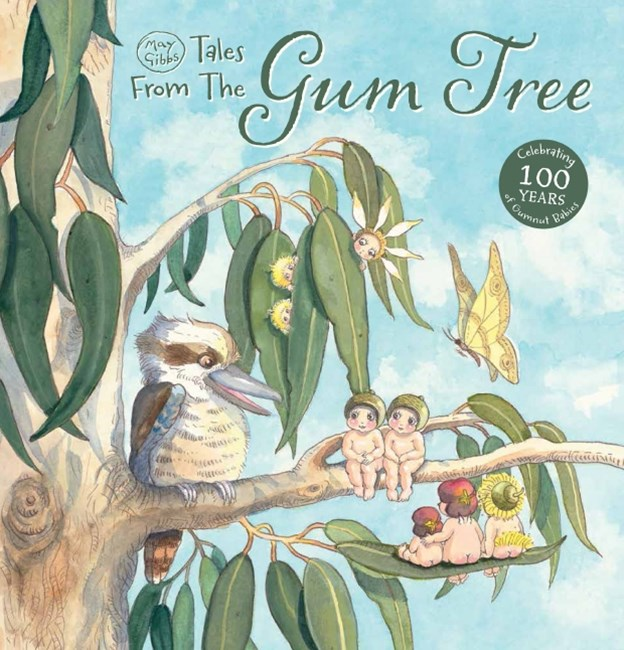 May Gibbs Tales from the Gum Tree PB