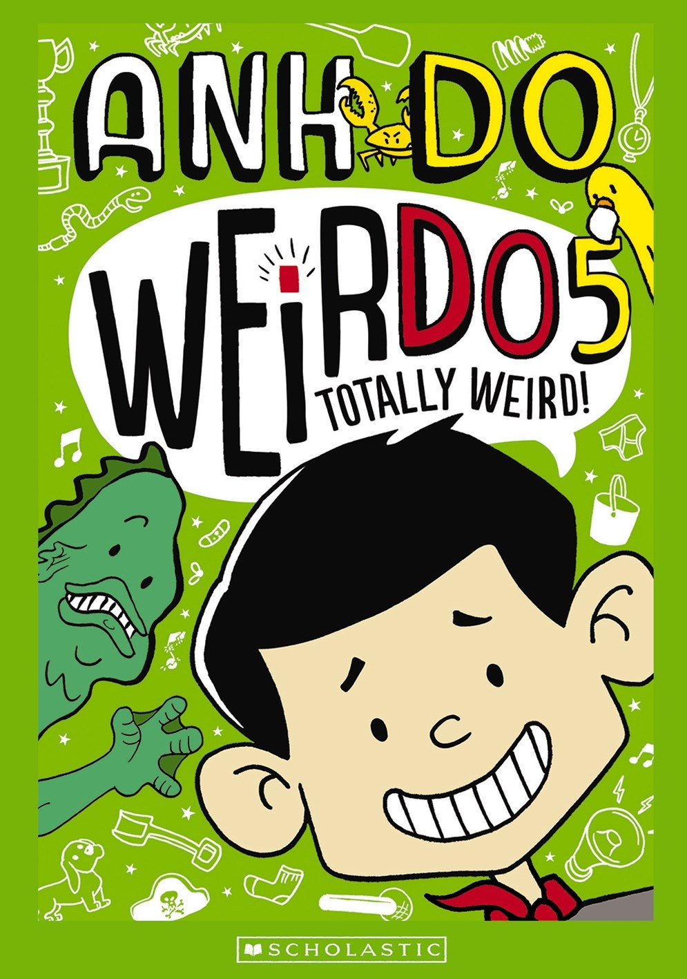 Totally Weird! (Weirdo Book 5)