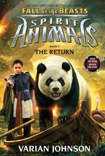 Spirit Animals: Fall of the Beasts #3 The Return