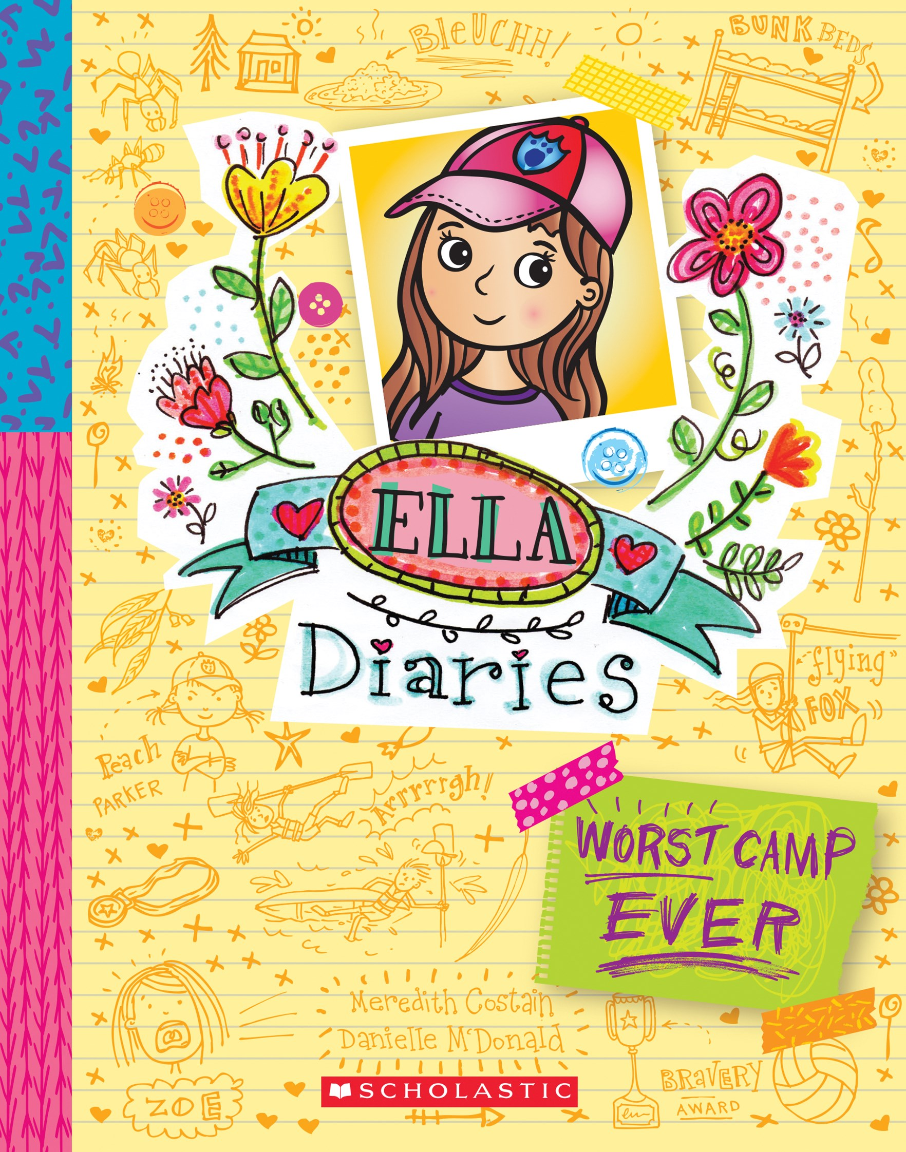 Worst Camp Ever! (Ella Diaries Book 8)