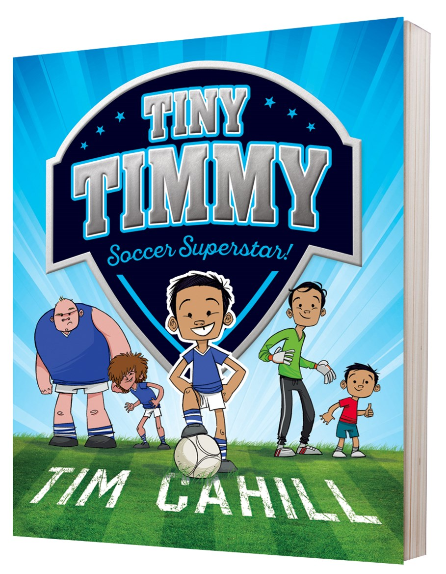 Soccer Superstar! (Tiny Timmy Book 1)