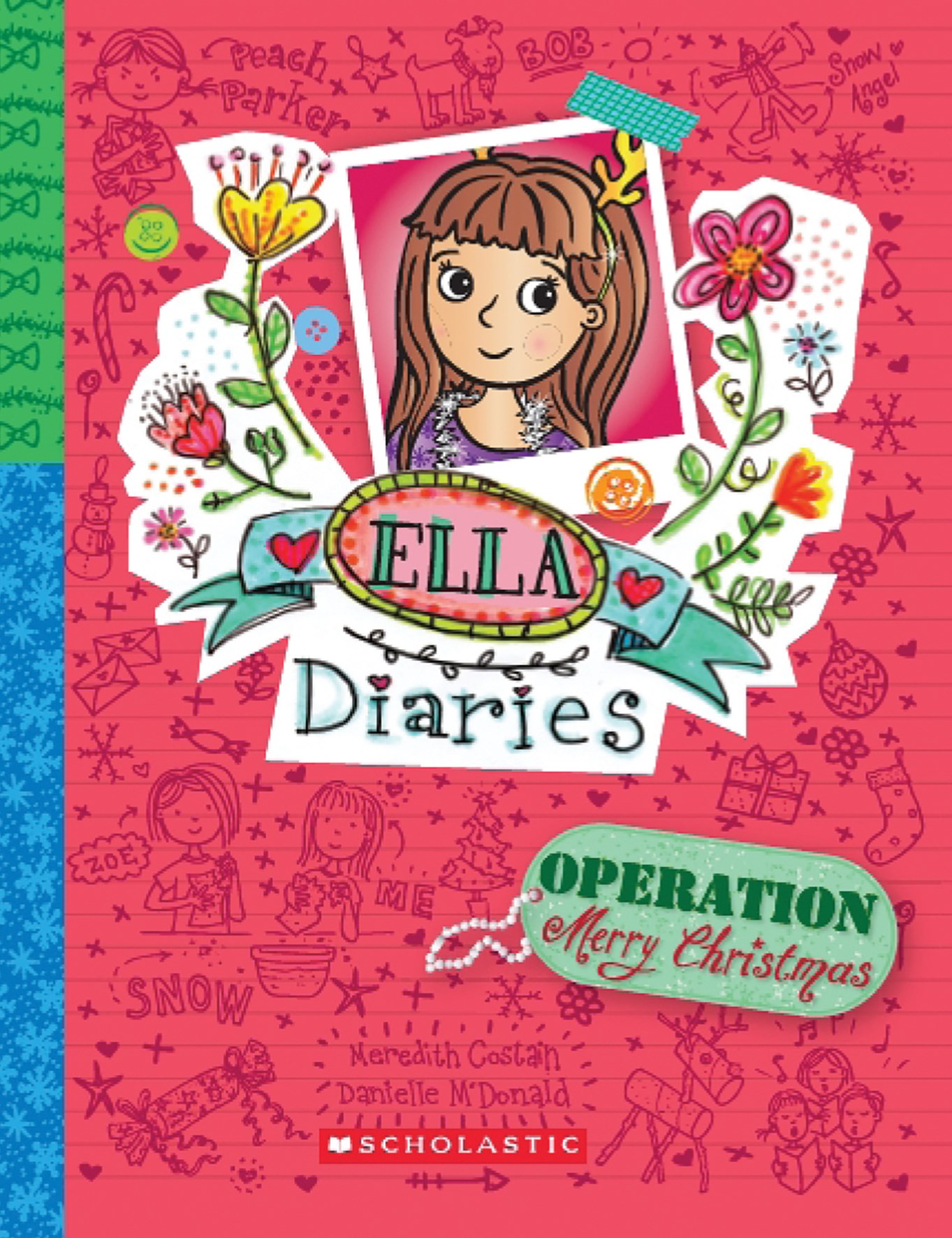 Operation Merry Christmas (Ella Diaries Book 9)