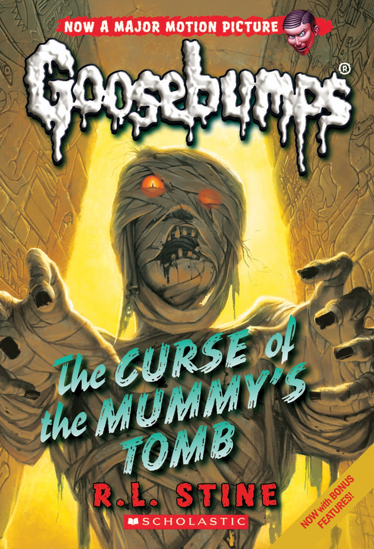 Goosebumps Classic: #6 Curse of the Mummy's Tomb
