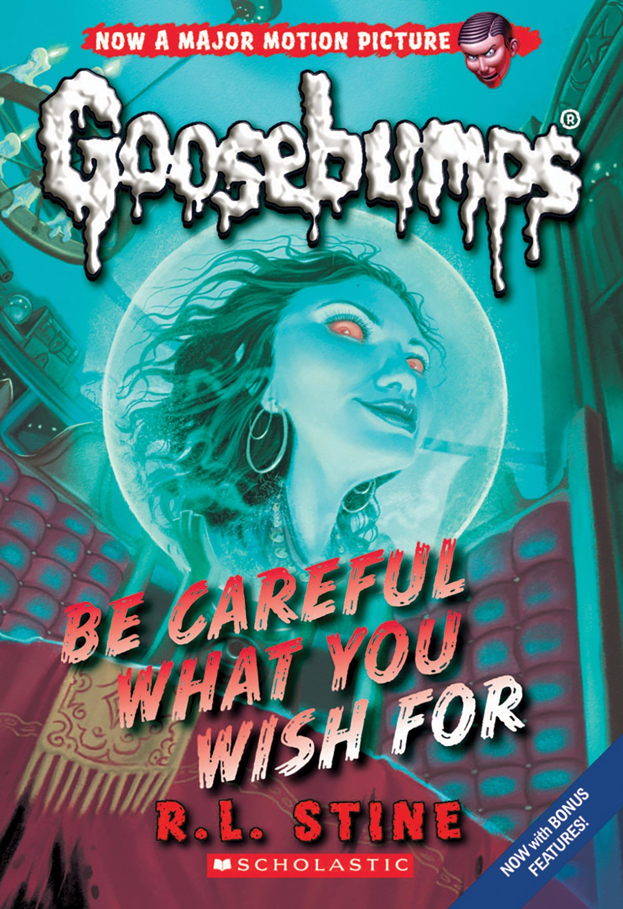 Be Careful What You Wish For (Goosebumps Classic Book 7)