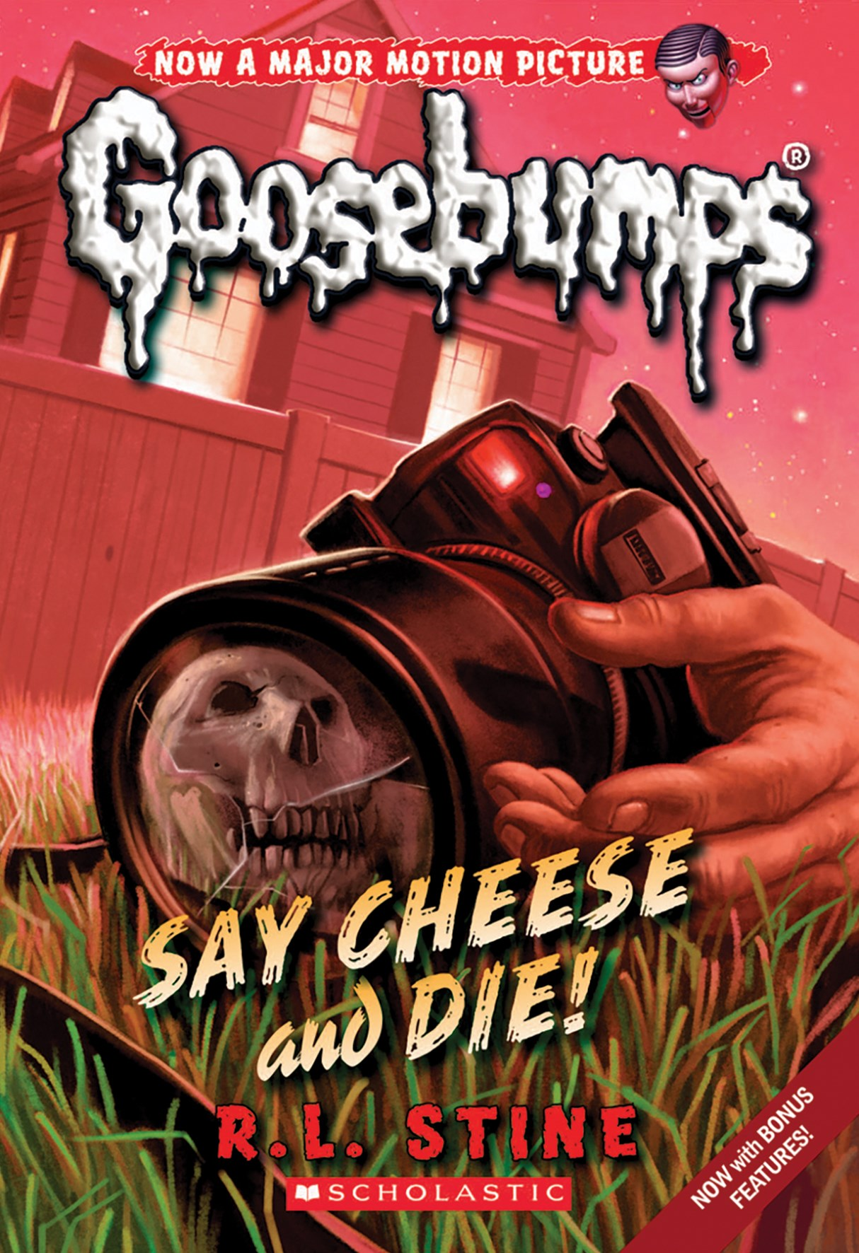 Say Cheese and Die (Goosebumps Classic Book 8)