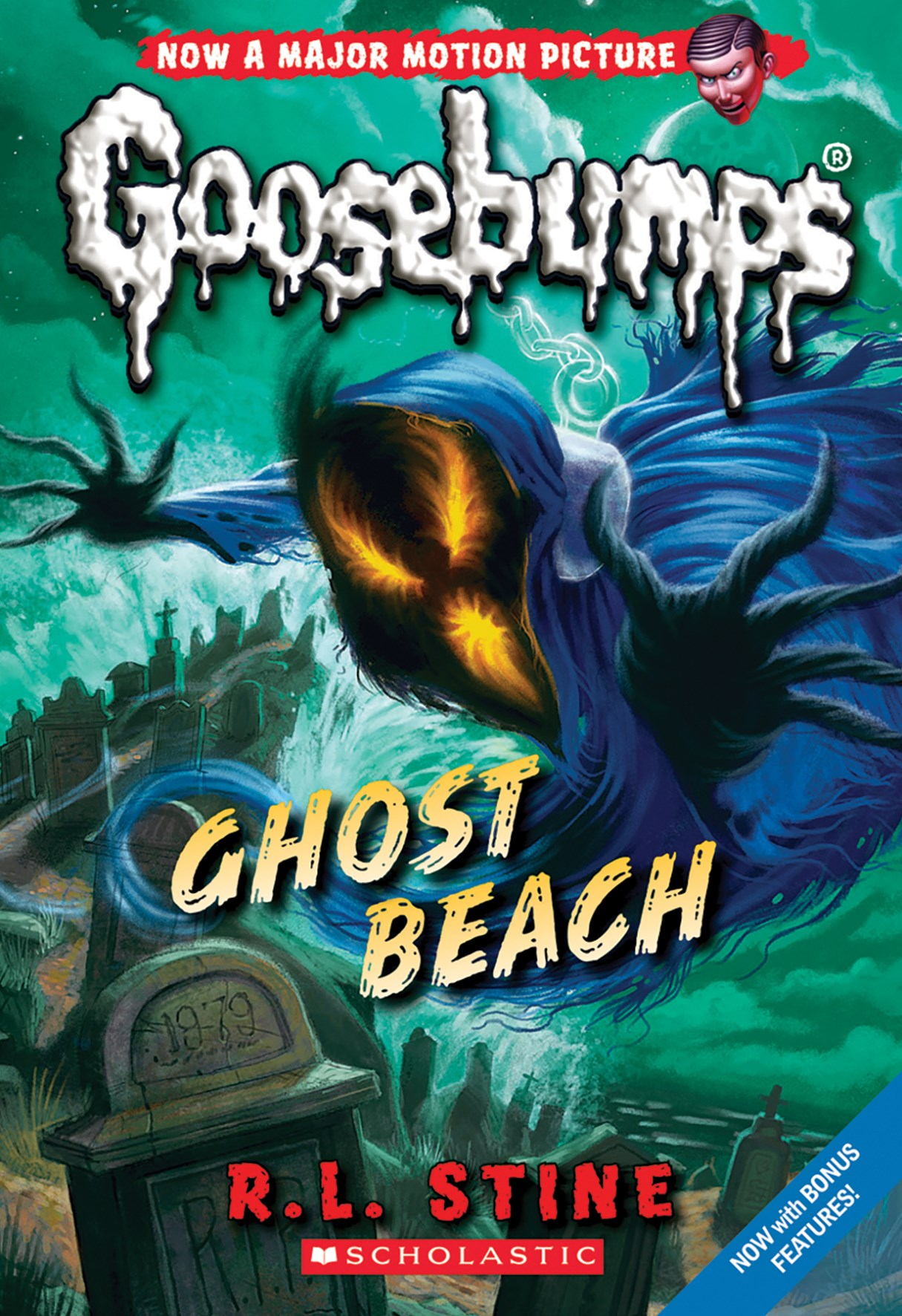 Ghost Beach (Goosebumps Classic Book 15)