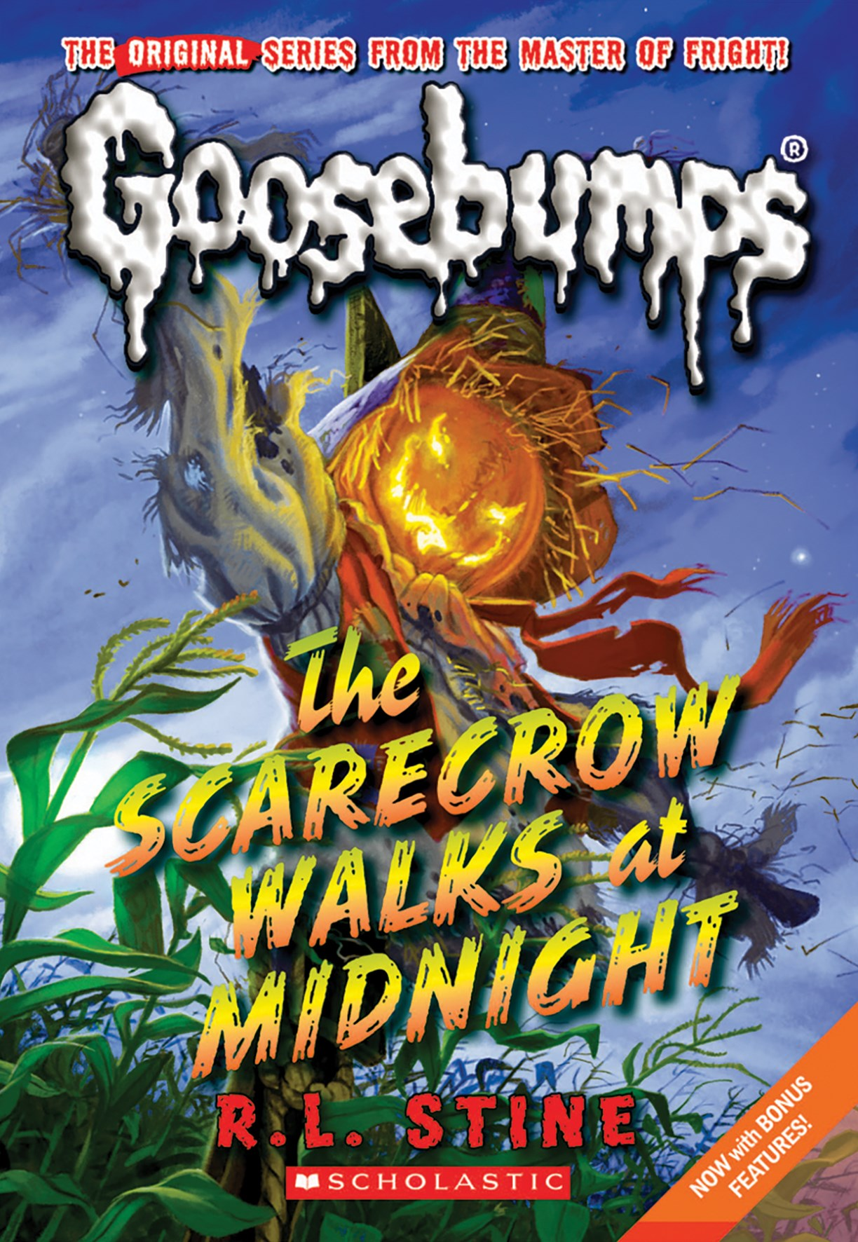 The Scarecrow Walks At Midnight (Goosebumps Classic Book 16)