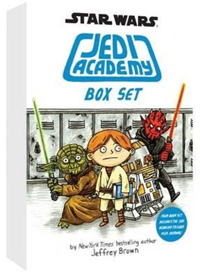Star Wars :Jedi Academy Box Set