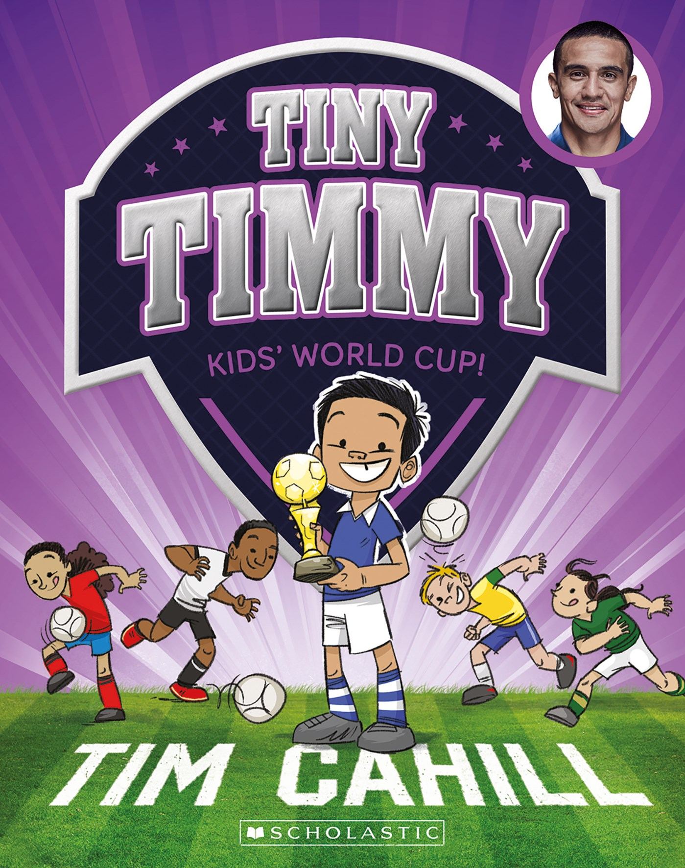 Kids' World Cup! (Tiny Timmy Book 4)