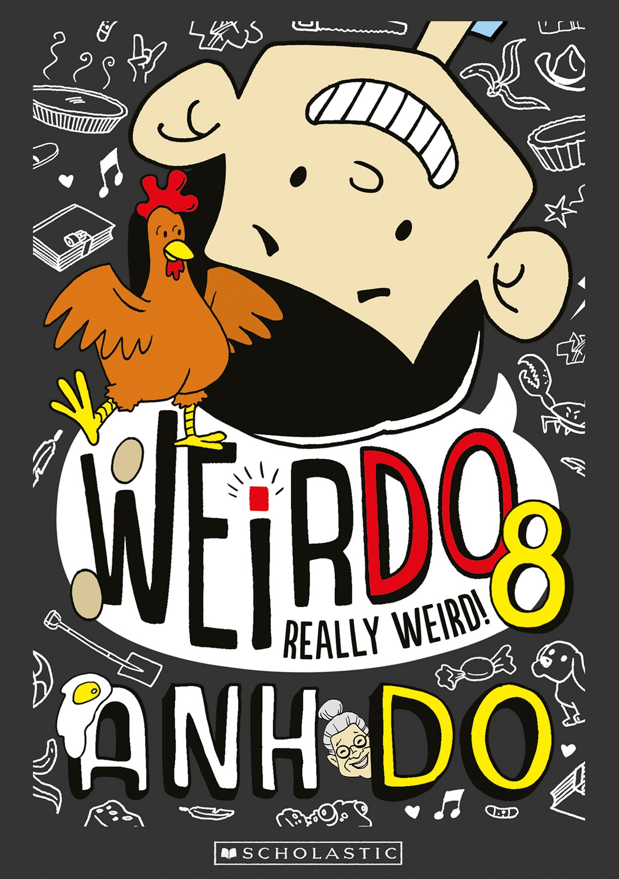 Really Weird (Book 8, WeirDo)