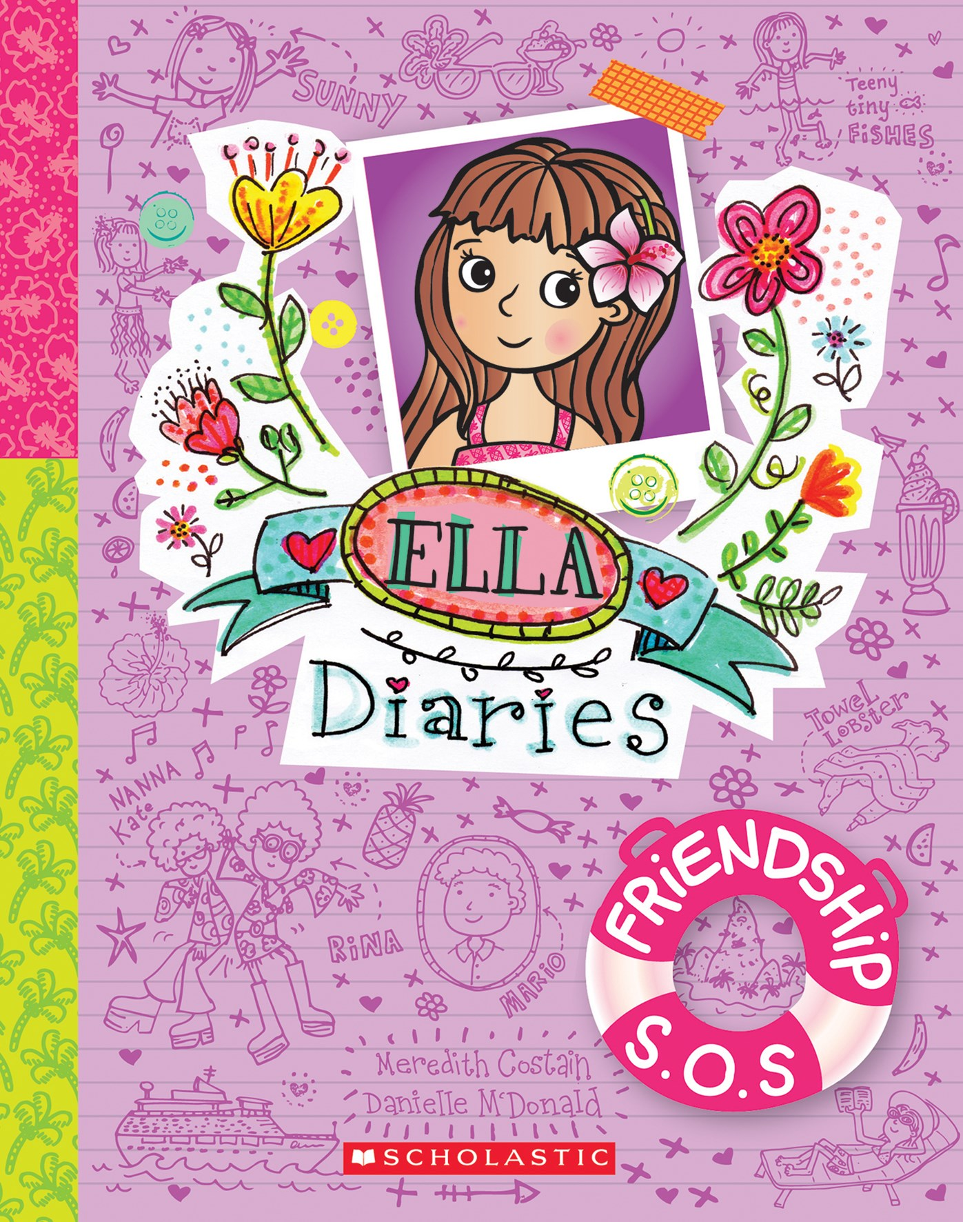 Friendship S.O.S. (Ella Diaries, Book 10)