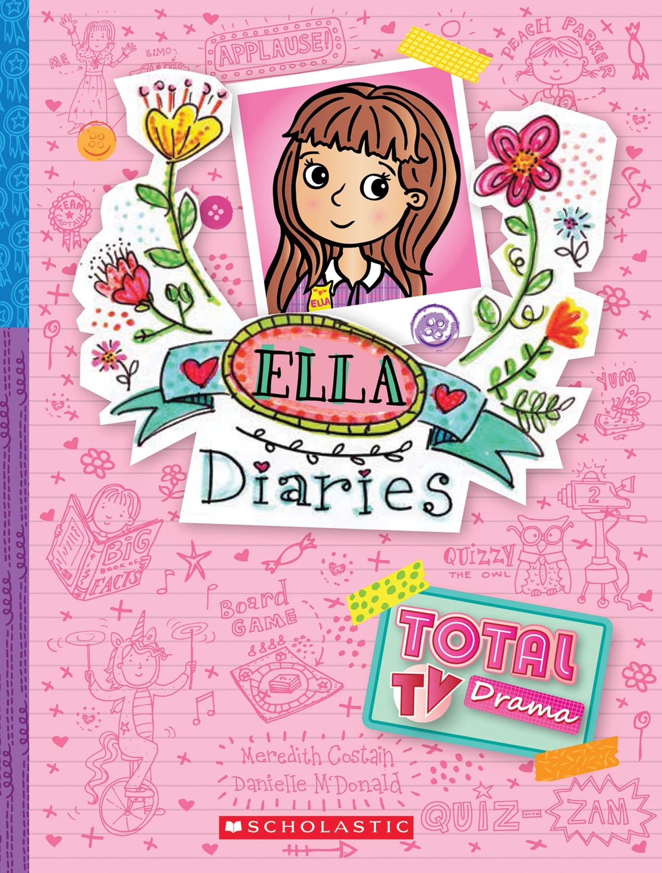 Ella Diaries #12: Total TV Drama