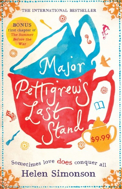 Major Pettigrew's Last Stand promotional edition