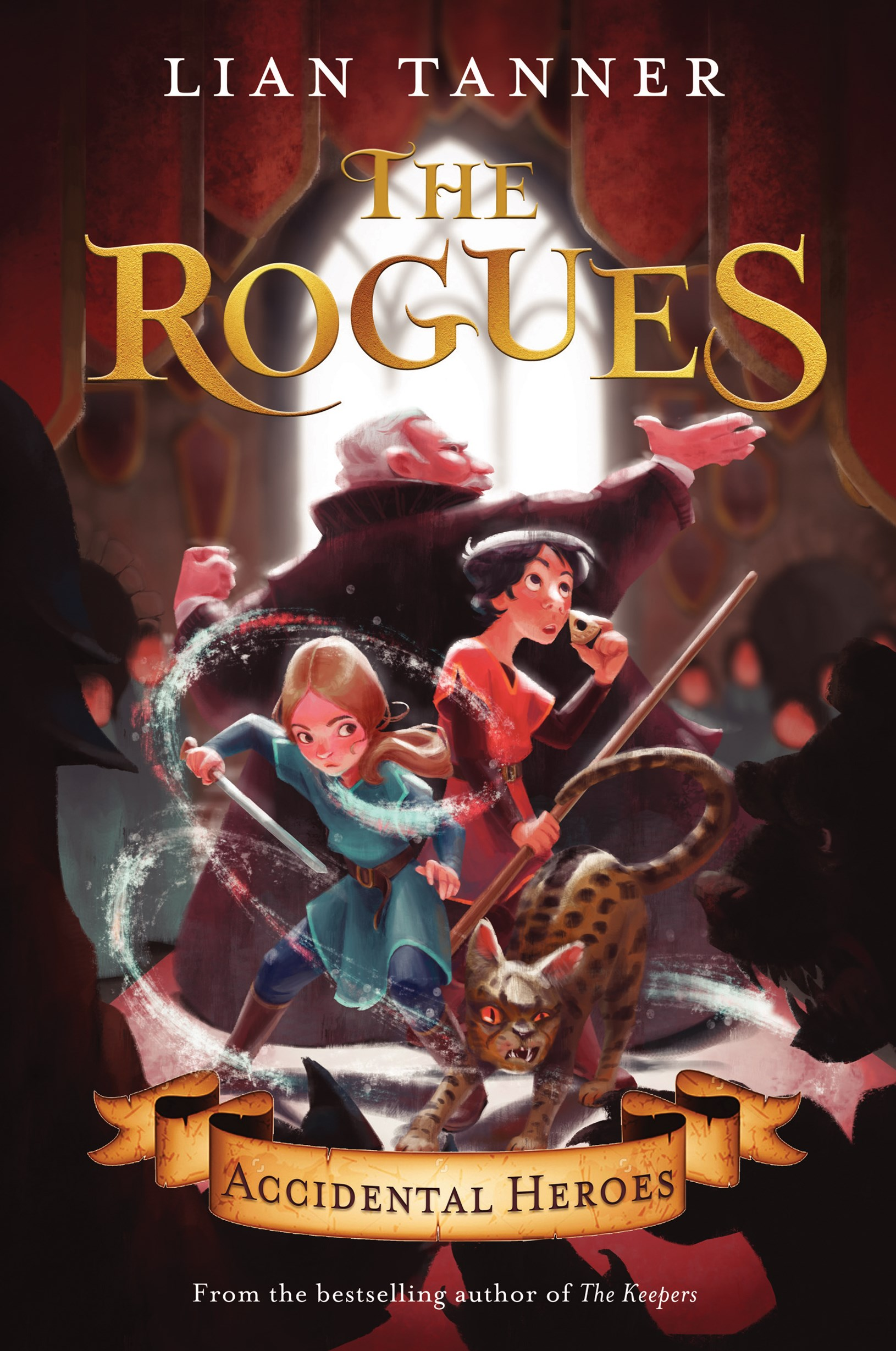 Accidental Heroes: The Rogues 1