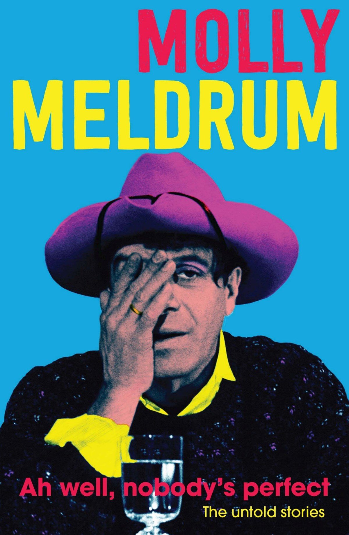 An evening of conversation with Molly Meldrum