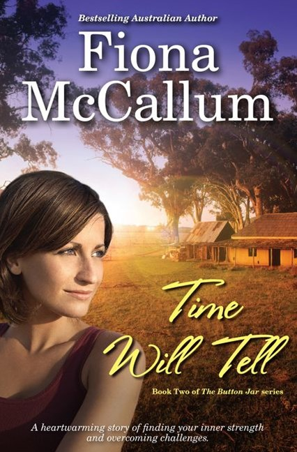 TIME WILL TELL SIGNED COPY