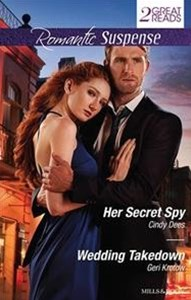Romantic Suspense Duo