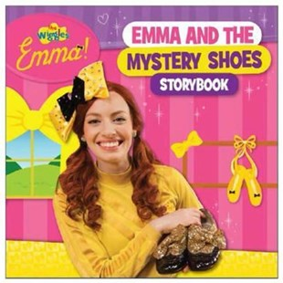 The Wiggles Emma!: Emma and the Mystery Shoes Storybook
