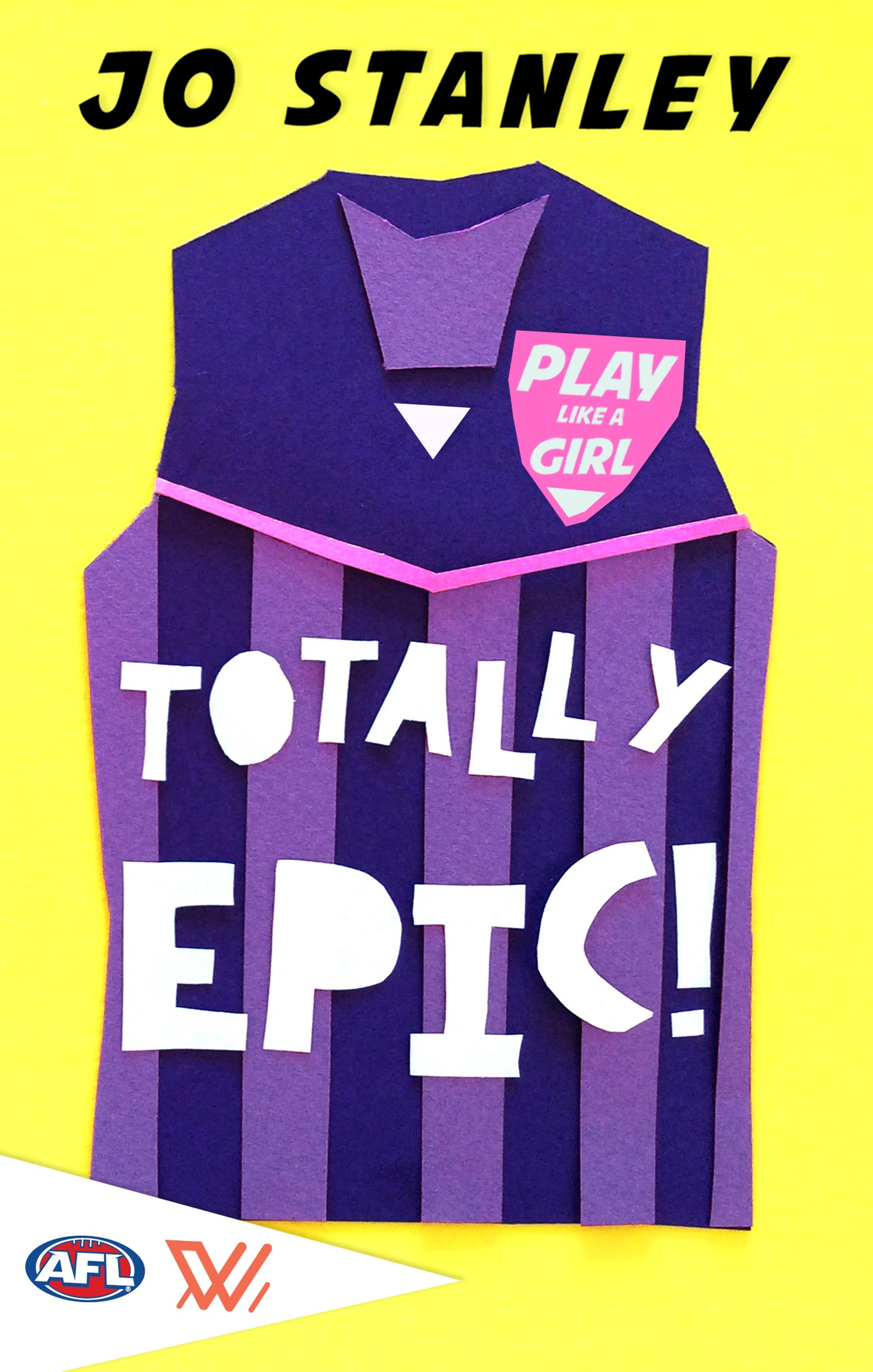 Play Like a Girl: Totally Epic