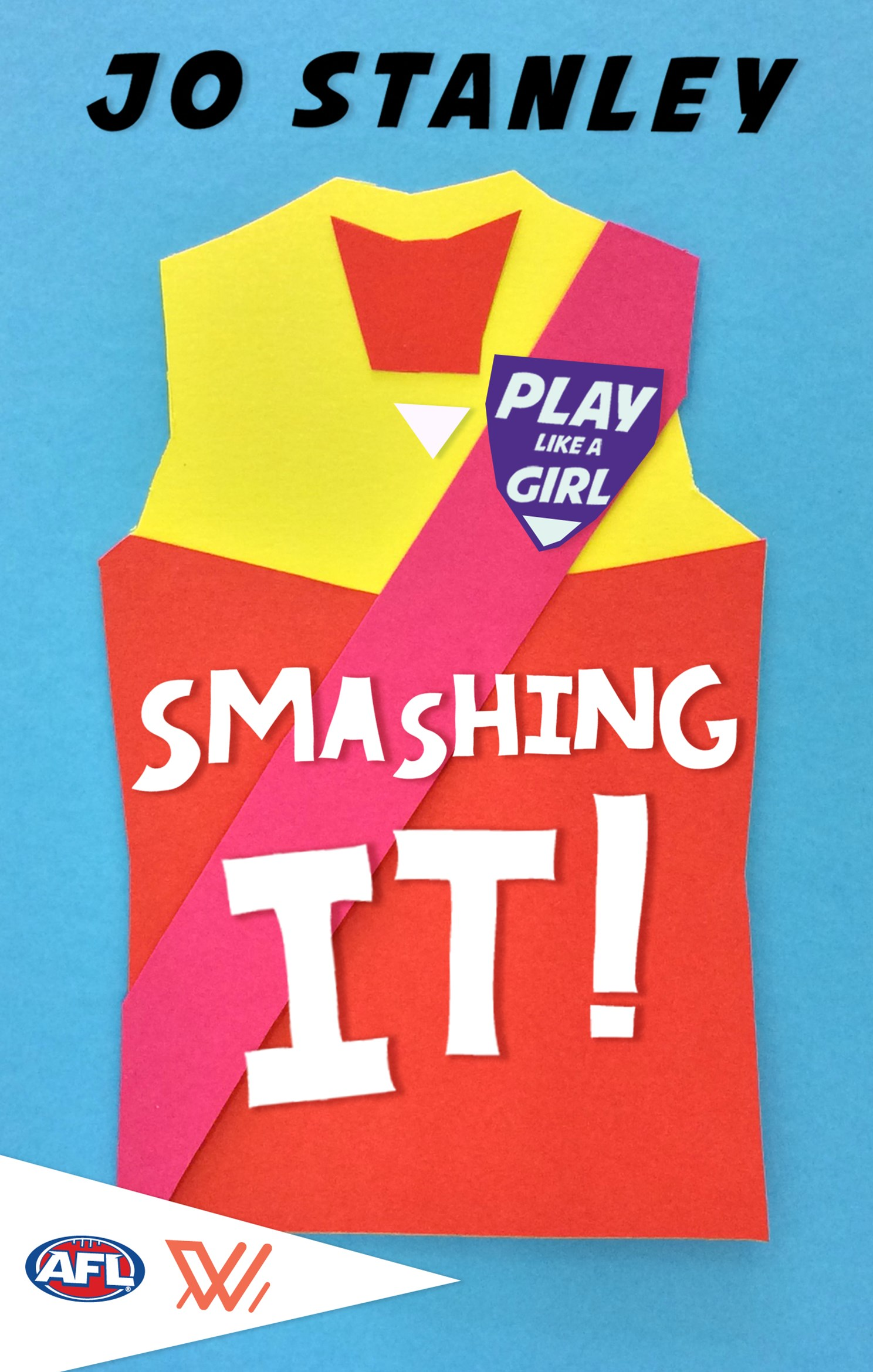 Play Like a Girl: Smashing It