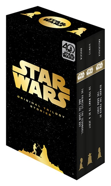 Star Wars Original Trilogy Stories Box Set