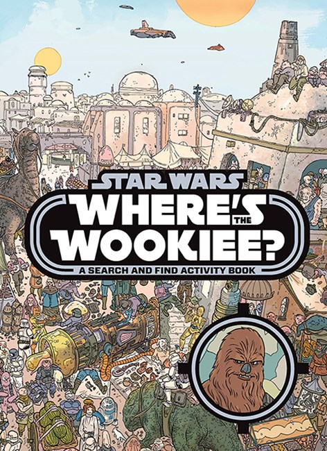 Where's the Wookiee