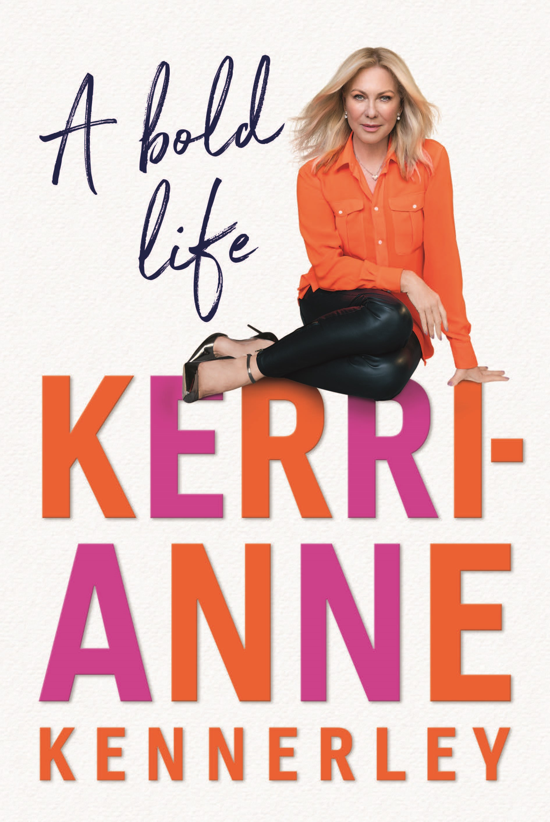 Enjoy lunch with Australia's queen of television, Kerri-Anne Kennerley