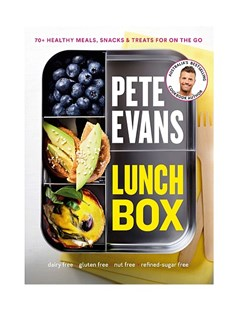 Lunch Box by Pete Evans (9781760554804) - PaperBack - Cooking Health & Diet
