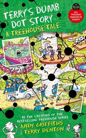 Terry's Dumb Dot Story: A Treehouse Tale   | Tuggl