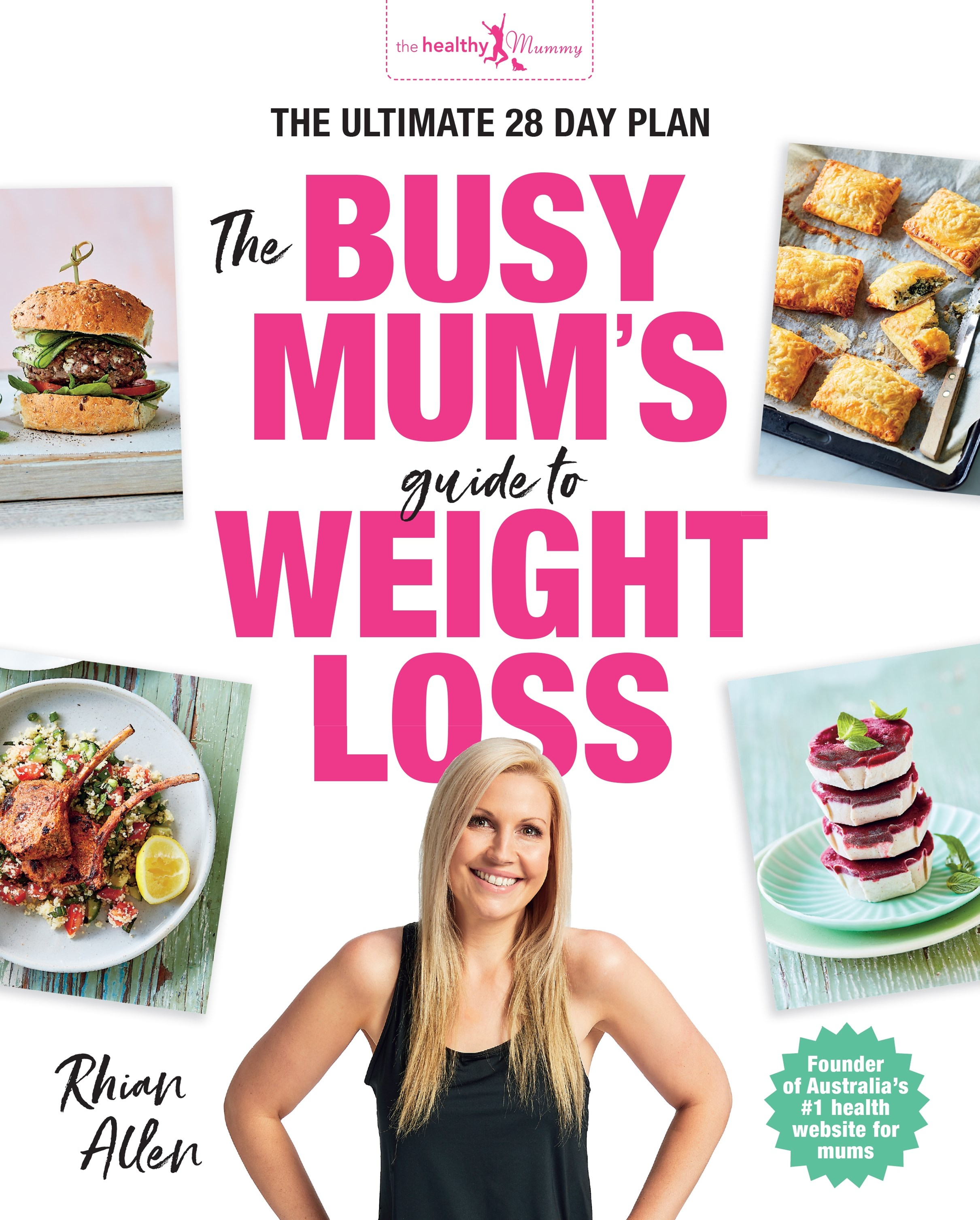 Busy Mum's Guide to Weight Loss
