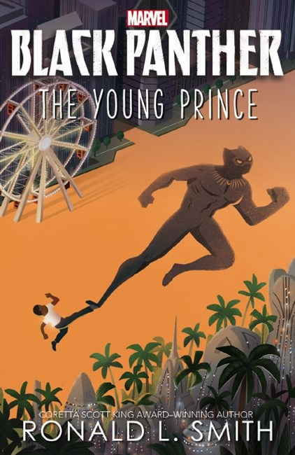 Marvel: Black Panther The Young Prince