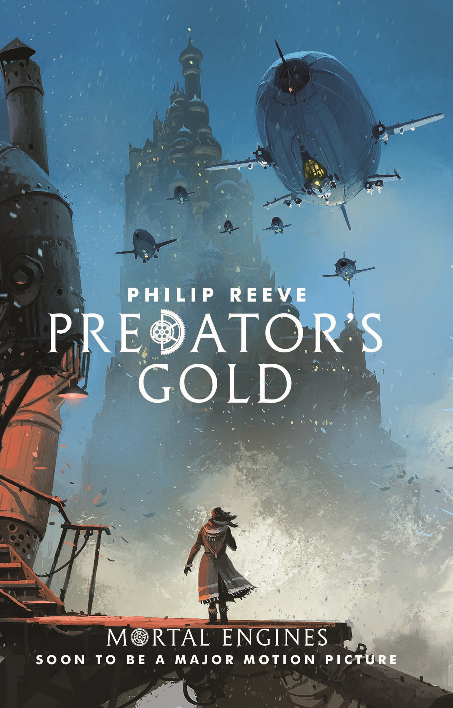 Mortal Engines #2: Predators Gold