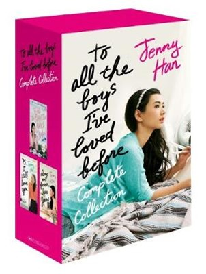 To All the boys I've Loved Boxed Set