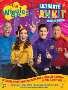 The Wiggles: Ultimate Fan Kit Concert Edition by The Wiggles (9781760681487) - PaperBack - Children's Fiction Early Readers (0-4)