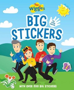 The Wiggles: Big Stickers for Small Hands by The Wiggles (9781760684167) - PaperBack - Non-Fiction Art & Activity