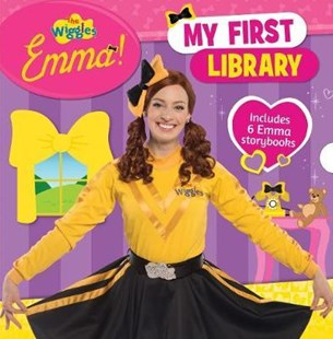 The Wiggles Emma!: My First Library