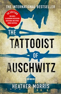 The Tattooist of Auschwitz - YA Edition by Heather Morris (9781760686031) - PaperBack - Modern & Contemporary Fiction General Fiction