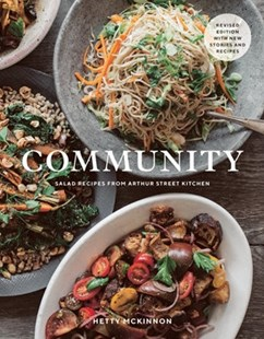 Community by Hetty McKinnon (9781760786571) - PaperBack - Cooking Vegetarian