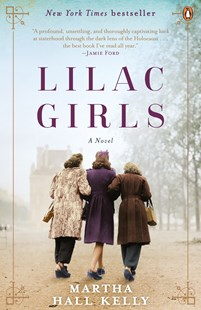 Lilac Girls by Martha Hall Kelly (9781760892579) - PaperBack - Historical fiction