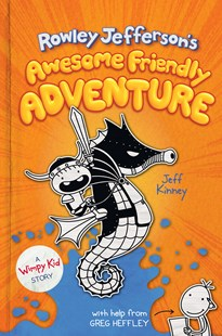 Rowley Jefferson's Awesome Friendly Adventure by Jeff Kinney (9781760897871) - HardCover - Children's Fiction