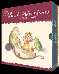 The Bush Adventures Collection (May Gibbs) by May Gibbs (9781760971946) - HardCover - Non-Fiction Art & Activity