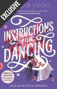 INSTRUCTIONS FOR DANCING EXCLUSIVE EDITION by Nicola Yoon