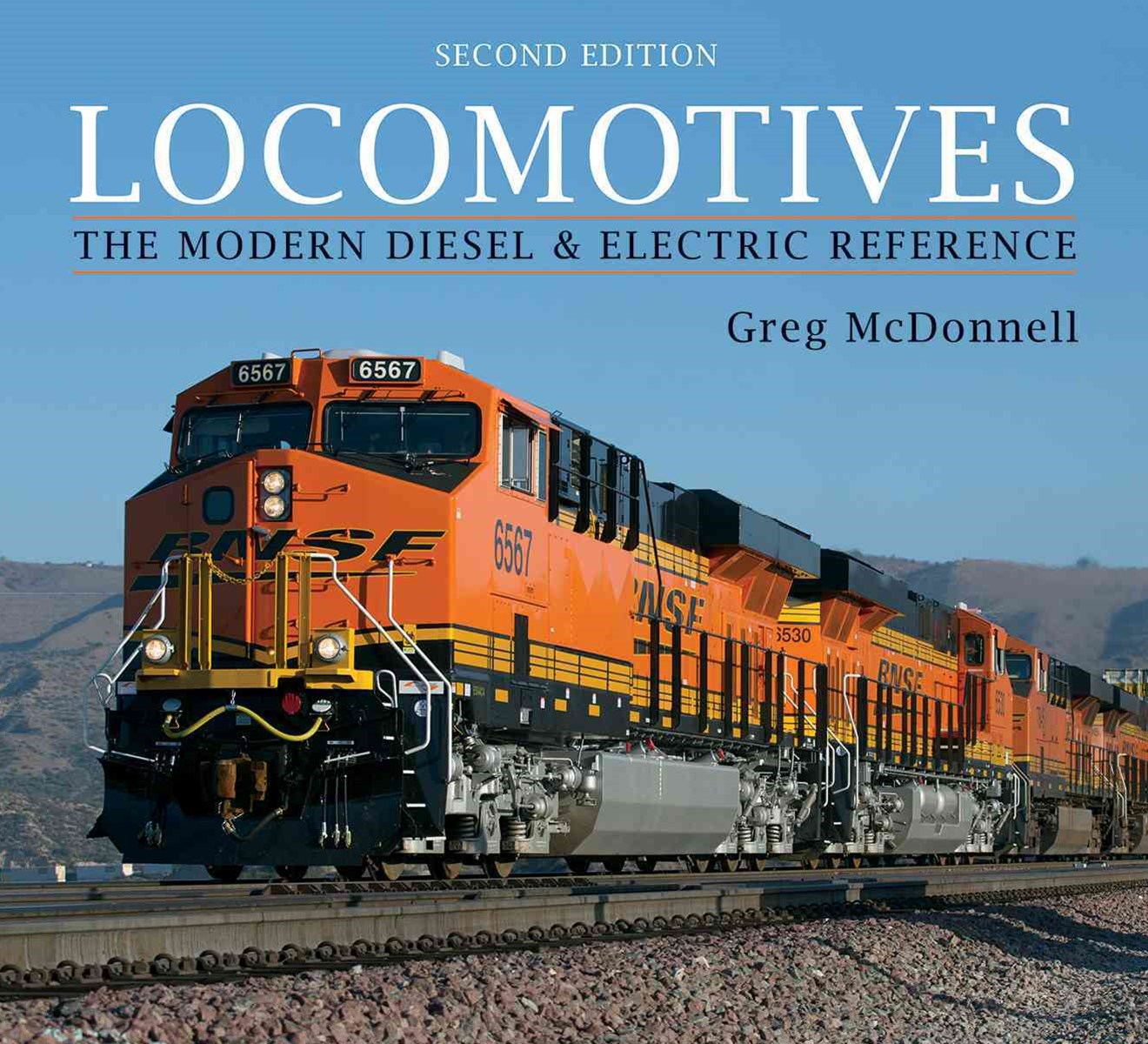 Locomotives: The Modern Diesel & Electric Reference