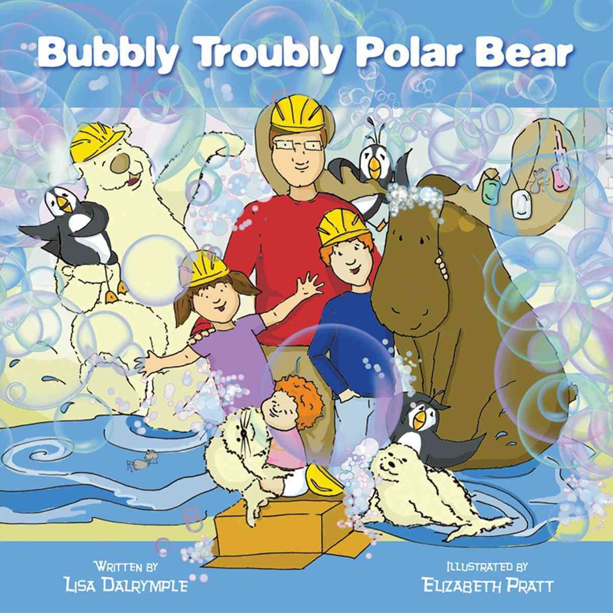 A Bubbly Troubly Polar Bear