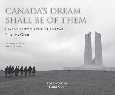 Canada's Dream Shall Be of Them