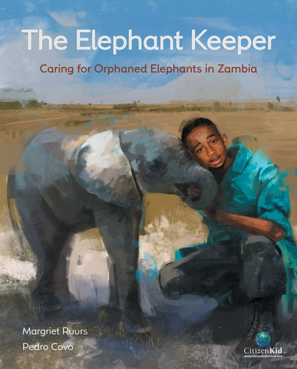 Elephant Keeper: Caring for Orphaned Elephants in Zambia