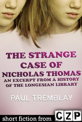The Strange Case of Nicholas Thomas: An Excerpt from A History of the Longesian Library